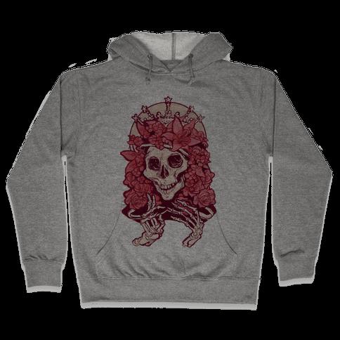 Mother's Lovely Skull Hooded Sweatshirt