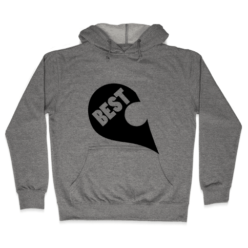 Besties PT 1. Hooded Sweatshirt