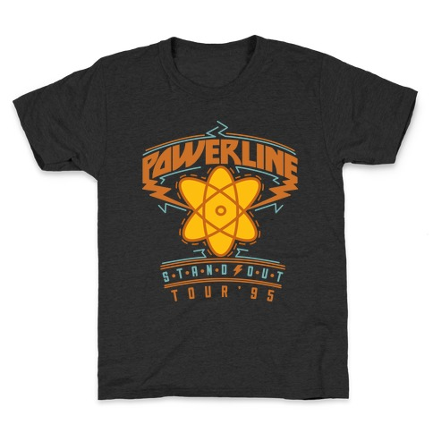 Powerline Tour Kids T-Shirt