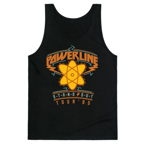 Powerline Tour Tank Top