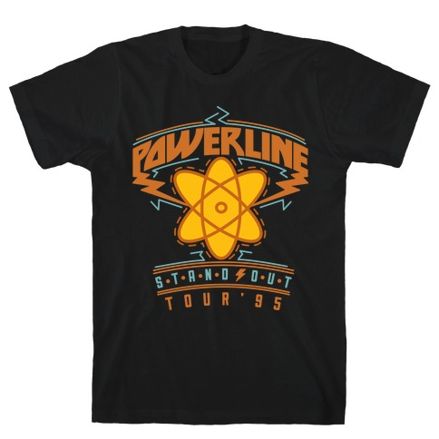 Powerline Tour T-Shirt