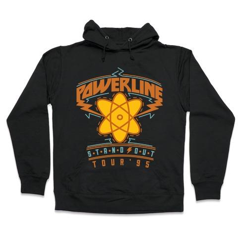 Powerline Tour Hooded Sweatshirt