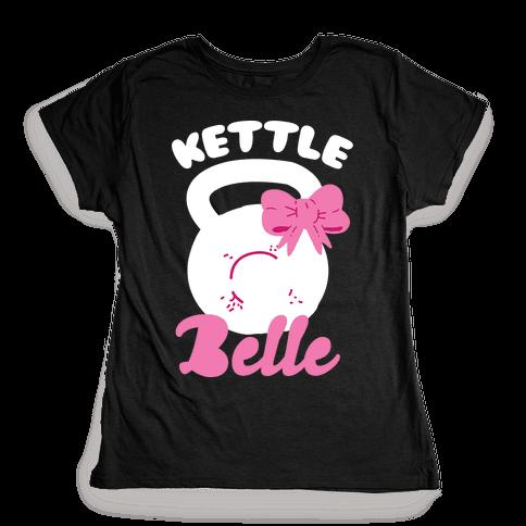 Kettle Belle Womens T-Shirt