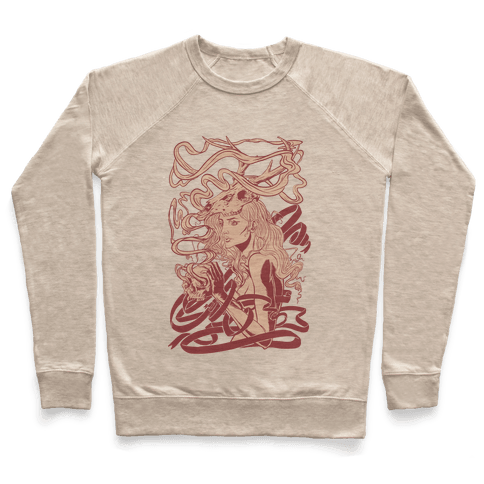Skull Witch Pullover