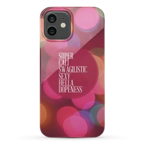 Super Dopeness Phone Case