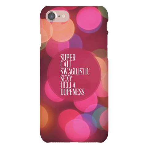 Super Dopeness Phone Case
