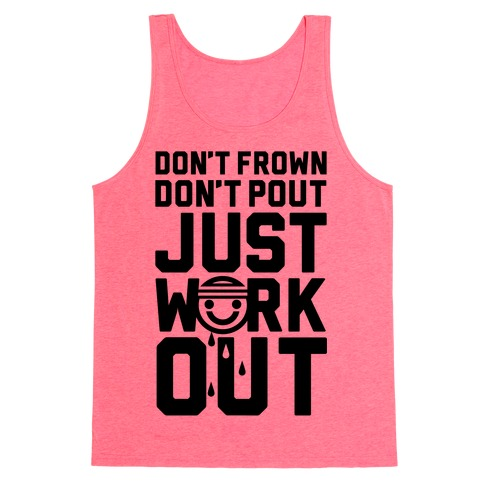 Just Workout Tank Top