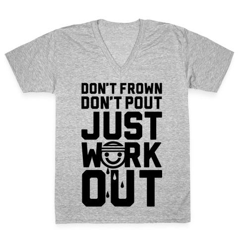 Just Workout V-Neck Tee Shirt