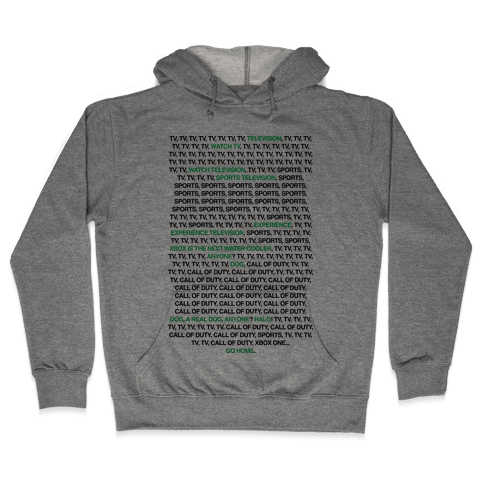 XBOX One Go Home Hooded Sweatshirt