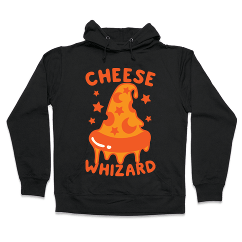 Cheese Whizard Hooded Sweatshirt