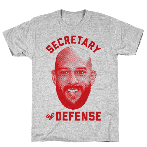 Secretary Of Defense Mens T-Shirt