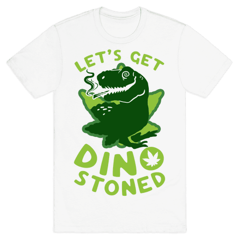 Let's Get Dino Stoned