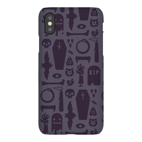 Simple Halloween Pattern Phone Case