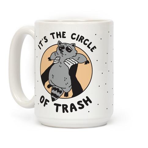 Circle of Trash Coffee Mug