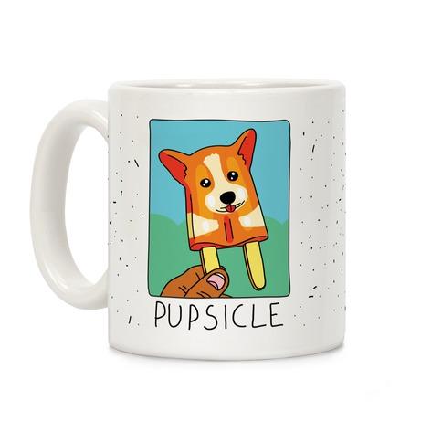 Pupsicle Coffee Mug