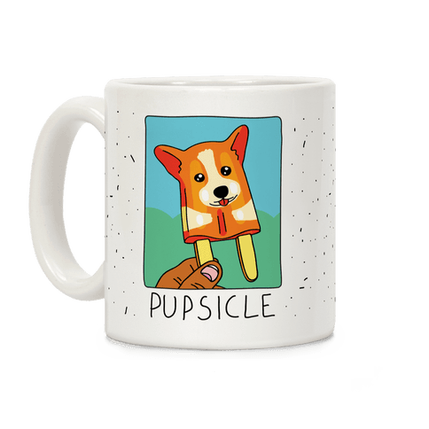 Pupsicle Coffee Mug