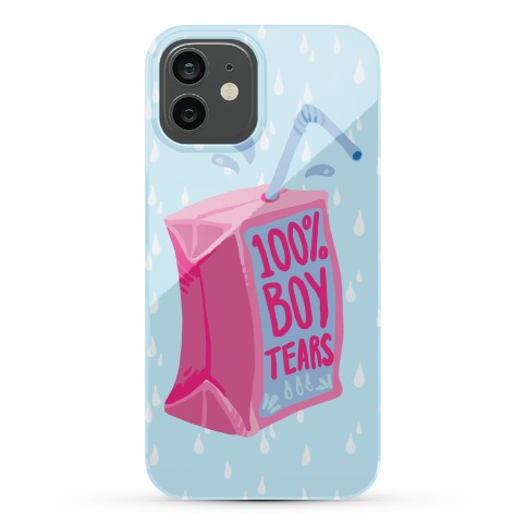 100% Boy Tears Phone Case