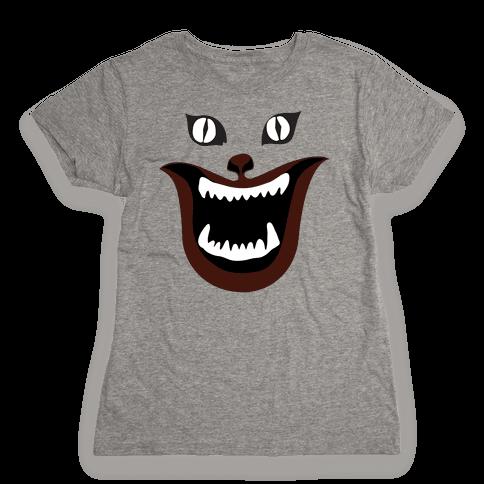 House Cat Womens T-Shirt