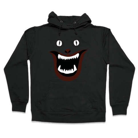 House Cat Hooded Sweatshirt
