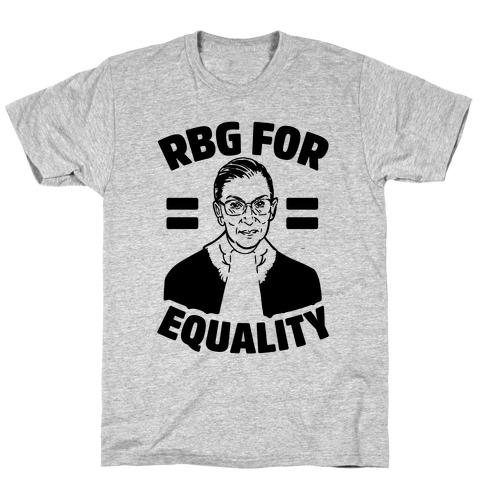 Rbg For Equality T-Shirt