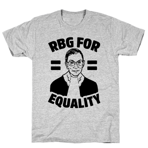Rbg For Equality Mens T-Shirt