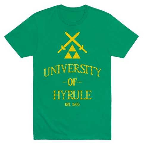 University of Hyrule T-Shirt