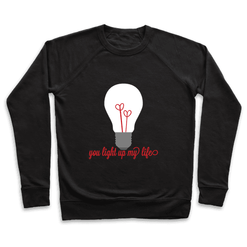 You Light Up My Life Pullover