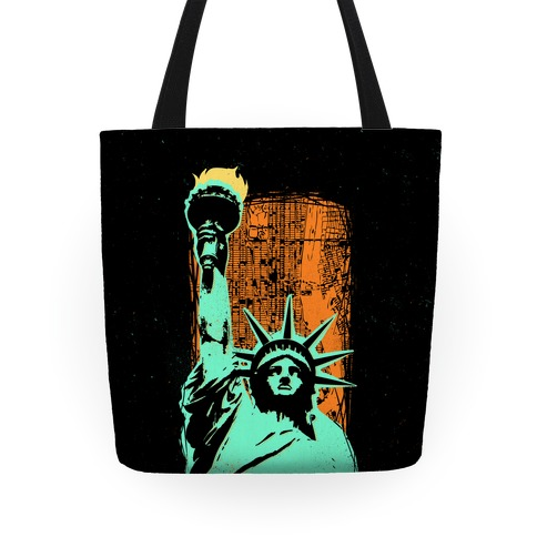 Liberty In The City Tote