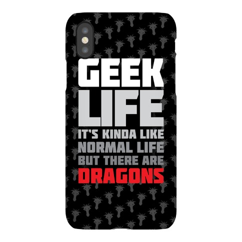 Geek Life Phone Case