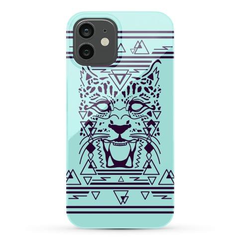 Egyptian Leopard Phone Case