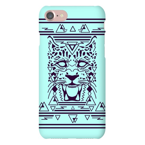 Egyptian Leopard Phone Case