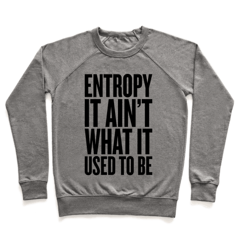 Entropy Pullover