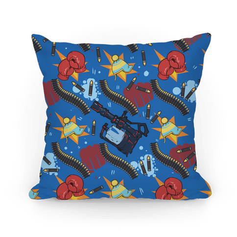 Heavy Weapons Pillow Pillow