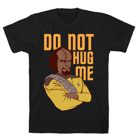Do Not Hug Me.