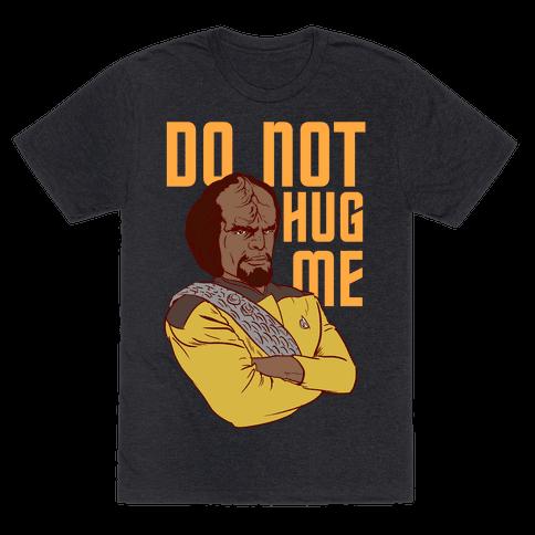 Do Not Hug Me.