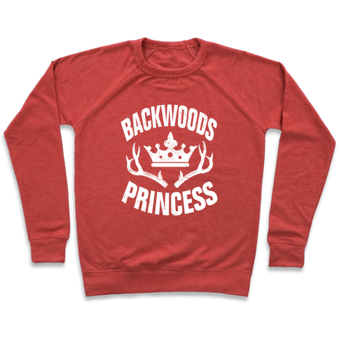 Backwoods Princess Pullover