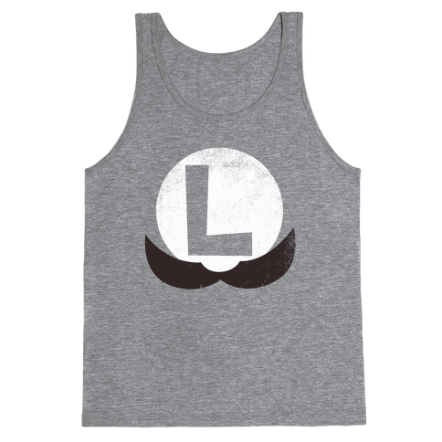 Luigi Tank Top