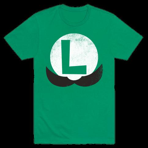Luigi Mens T-Shirt