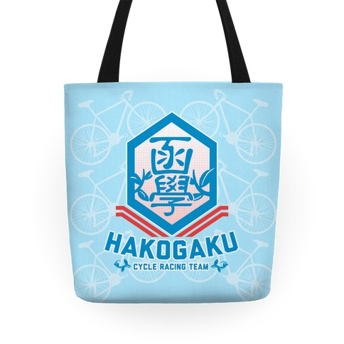 Hakogaku Cycle Racing Team Tote