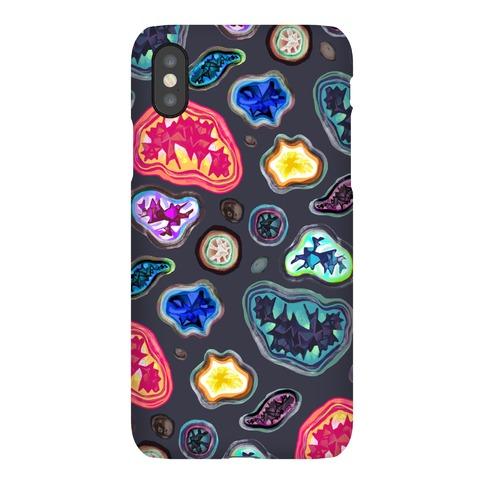 Geode Pattern Phone Case