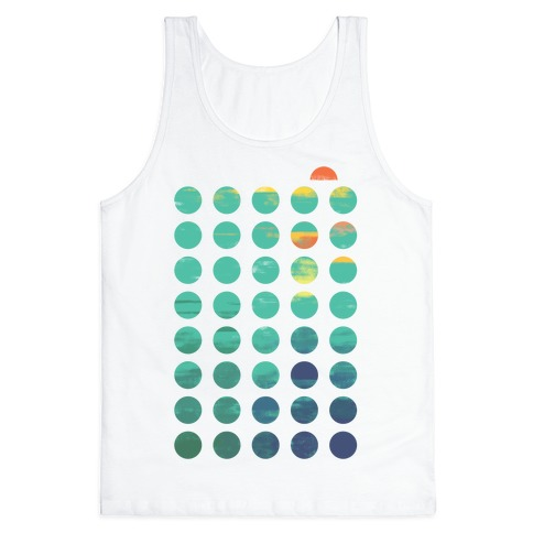 Circles of Summer Tank Top