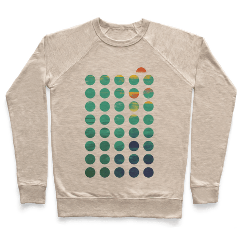 Circles of Summer Pullover