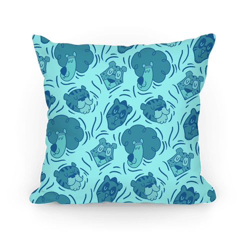 Cool Cats Pillow
