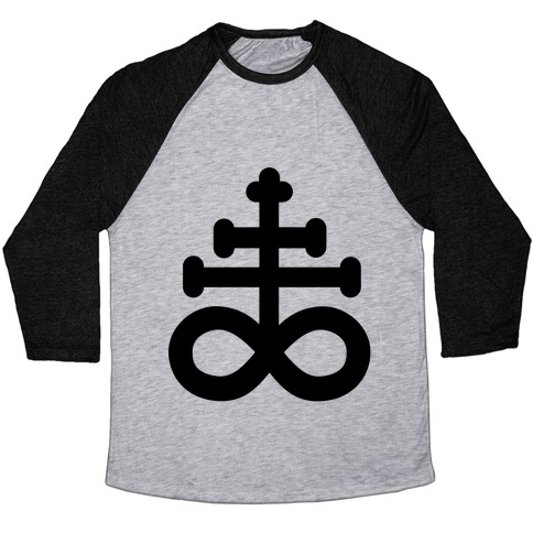 Leviathan Cross Baseball Tee