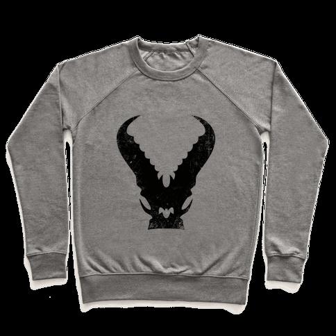 Kaiju Warning (Vintage) Pullover