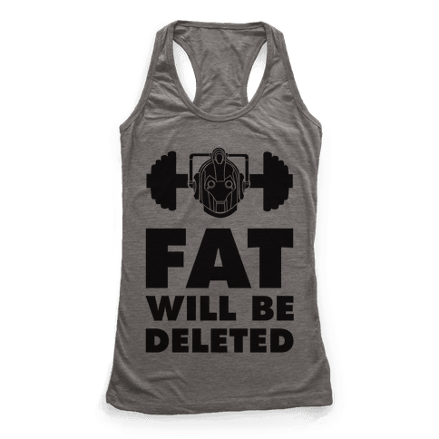 Cybermen Workout: Fat Will Be Deleted