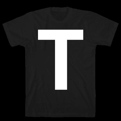 Optical T-llusion Mens T-Shirt