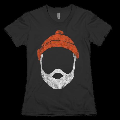 Zissou Minimal (vintage) Womens T-Shirt