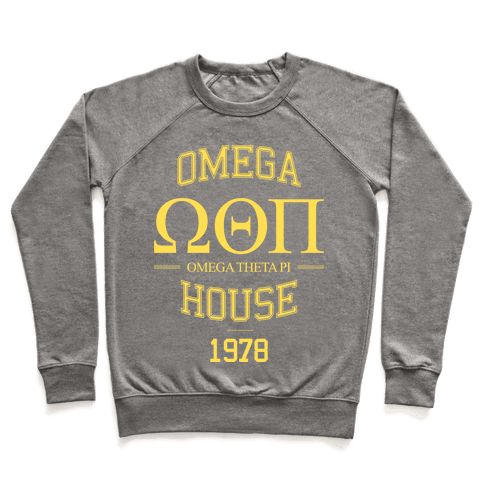 Omega House Pullover