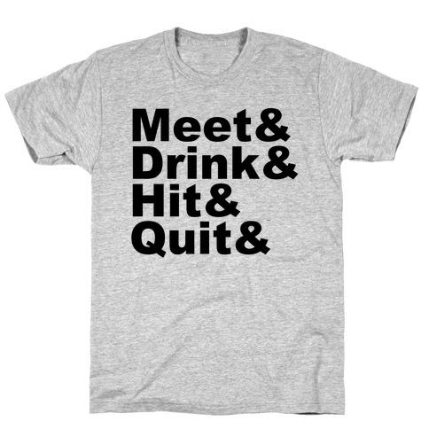 Party Shirt 2 Mens T-Shirt